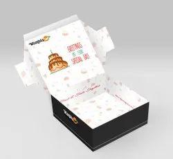 Offset Printed Cake Box