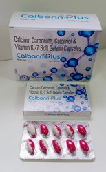 Calcium Carbonate 625 Mg I.p Eq To Calcium 250 Mg Calitriol 0.25 Mg I.p Vitamin K27  45 Mcg