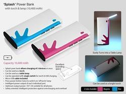 Splash Power Bank