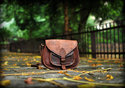 Vintage Leather Purse