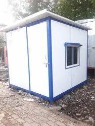 Portable Puf Panel Cabin