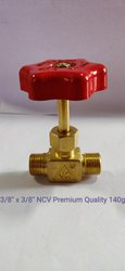 Brass Needle Control Valves ( Premium range) for Compressor Fitting