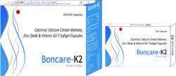 Calcitriol Calcium Citrate Maleate Zinc Oxide & Vitamin K2-7