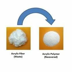 Acrylic Fiber Waste Recycling