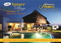 2600000 Cash Nature Green Village, Size/ Area: 2250