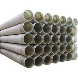 Round GRP Pipes