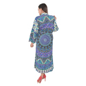 Ladies Nightwear Kaftan Maxi