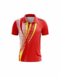 Sports Sublimation T Shirts