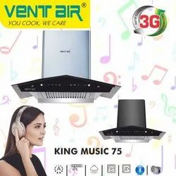 Ventair Musical Chimney King Music 75