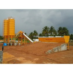 High Capacity Concrete Batching Mixing Plant