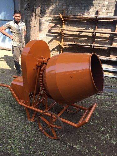 Mini  Concrete Mixer
