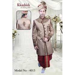 Stitched Embroidered Exclusive And Designer Sherwani