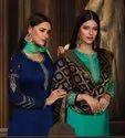 Designer Salwar Suit with Banarasi Dupatta