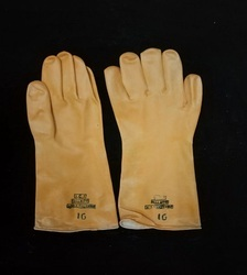 16''Inch Rubber Hand Gloves