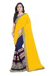 Riva 31 Georgette Saree