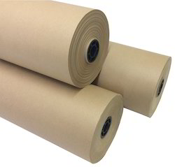 Brown Silicone Coated Paper