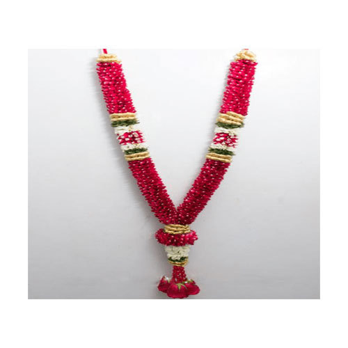 wedding rose petal garland at rs 6500 pair ramamurthy nagar