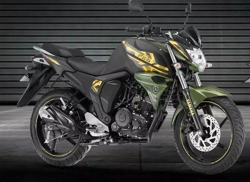 Yamaha Fz S Fi Le Bike