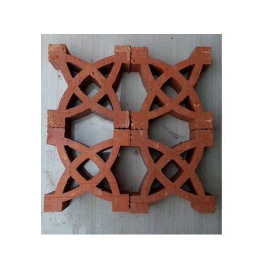 Decorative Red Clay Brick Chamber Bricks Construction Brick