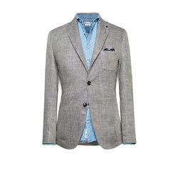 Cotton Small , Large Mens Blazer