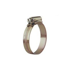 Mild Steel Worm Drive Hose Clamps