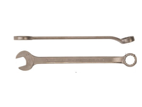 Ampco Safety Tools WO-46X50 Double Open Wrench Non-Sparking Non-Magnetic 46 x 50 mm Corrosion Resistant