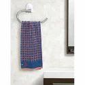 Multicolor Printed Bathroom Towel