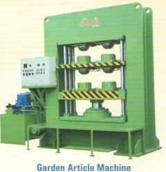 Garden Article Machine
