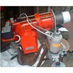 Mild Steel Diesel Burner