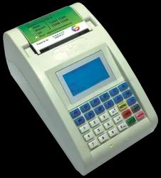 Railway Platform Billing Machine, Battery Capacity: 2250 Mah
