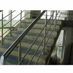 SS Design Stair Railing