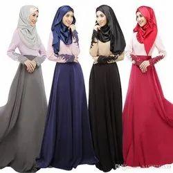 Hijab Muslim Women Turkish Jilbabs