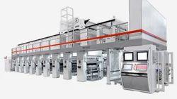 Roto Gravure Printing Presses
