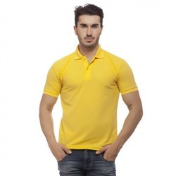 Yellow Mens T Shirts