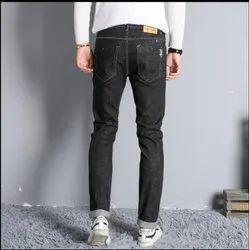 Lycra Regular Fit Mens Jeans