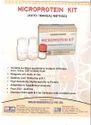 Micro Protein Kit (Turbidometry)