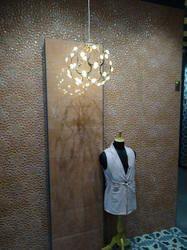 Textile Shop Interior Tiles