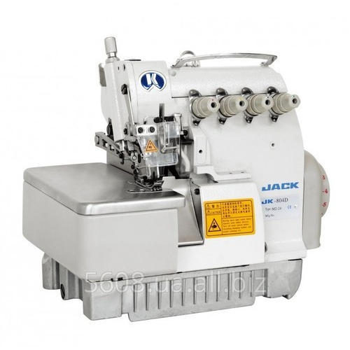 Automatic And Automatic Jack Overlock Sewing Machine 40 SPM Rs Custom Overlock Sewing Machine Price India