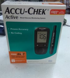 Accu-Chek Blood Glucose Monitoring System