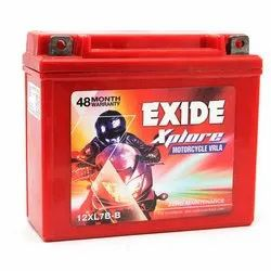 Exide Eplore 2.5Ah 12XL2.5L-C, Voltage: 12 V