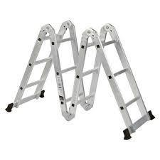 Aluminum Folding Baby Ladder
