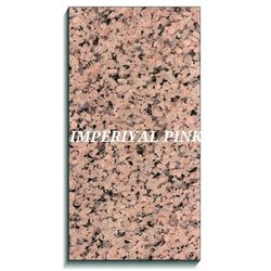 Flamed Imperial Pink Granite, for Countertops, Thickness: 20-25 mm