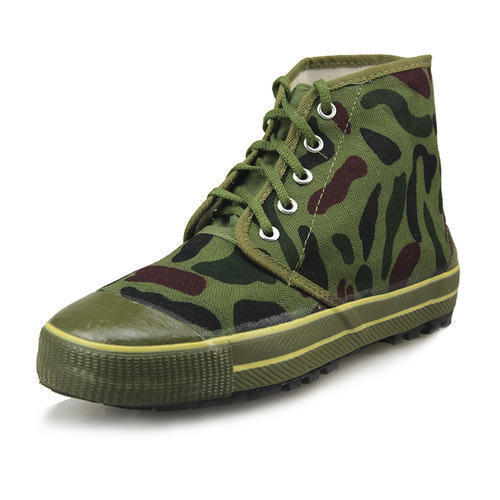Unistar Army Jungle Shoes, Size: 7 - 10