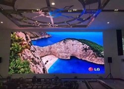 Indoor LED Monitor Display Video Wall