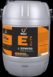 Automotive Petrol Engine Oils