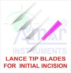 Lance Tip Knife
