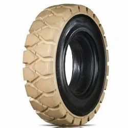 Non Marking Solid Forklift Tire