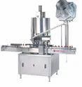 Mild Steel Automatic Pet Bottle Capping Machine, 200 Kg, Capacity: 3000 Bottles Per Hour