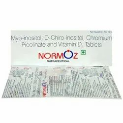 Normoz Nutraceutical Tablets