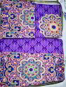 Double Bedsheet Dohar with Pillow Cover